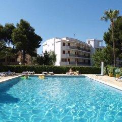 Отель Econotel Las Palomas Apartments Испания, Магалуф - отзывы, цены и фото номеров - забронировать отель Econotel Las Palomas Apartments онлайн бассейн фото 2