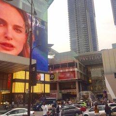 Отель Baral Service Suites Times Square Малайзия, Куала-Лумпур - отзывы, цены и фото номеров - забронировать отель Baral Service Suites Times Square онлайн городской автобус