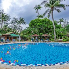 Отель Eden Bungalow Resort бассейн фото 4