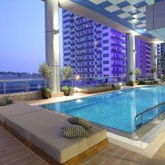 Auris Inn Al Muhanna Hotel бассейн