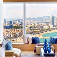 Отель W Barcelona бассейн фото 2