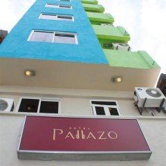Отель PALLAZO Мале городской автобус