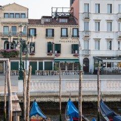 Отель PAGANELLI Венеция приотельная территория