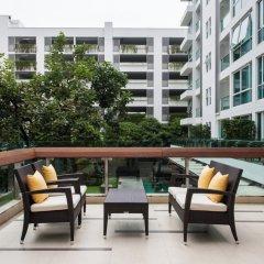 Отель Amari Residences Bangkok балкон