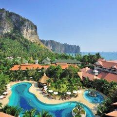 Отель Aonang Villa Resort балкон