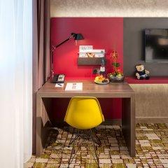 Отель Dorint Airport-Hotel Zürich Швейцария, Глаттбруг - отзывы, цены и фото номеров - забронировать отель Dorint Airport-Hotel Zürich онлайн удобства в номере фото 2