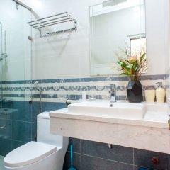 Отель TRIIP Orion 416 Apartment Вьетнам, Хошимин - отзывы, цены и фото номеров - забронировать отель TRIIP Orion 416 Apartment онлайн ванная фото 2