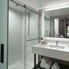 Отель Marriott Columbus University Area ванная