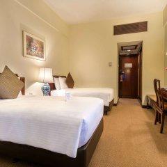 Hotel Grand Pacific комната для гостей