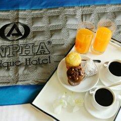 Anpha Boutique Hotel бассейн
