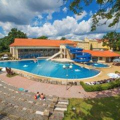 Отель Pawlik Чехия, Франтишкови-Лазне - отзывы, цены и фото номеров - забронировать отель Pawlik онлайн бассейн фото 2