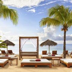 Отель Breathless Montego Bay - Adults Only - All Inclusive Ямайка, Монтего-Бей - отзывы, цены и фото номеров - забронировать отель Breathless Montego Bay - Adults Only - All Inclusive онлайн пляж