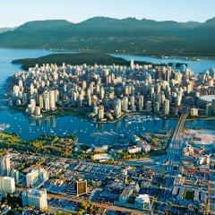 Отель Atrium Inn Vancouver Канада, Ванкувер - отзывы, цены и фото номеров - забронировать отель Atrium Inn Vancouver онлайн пляж