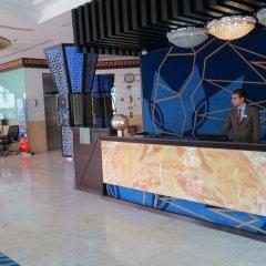 Al Jawhara Gardens Hotel интерьер отеля фото 2
