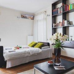 Отель P&O Apartments Arkadia 8 Польша, Варшава - отзывы, цены и фото номеров - забронировать отель P&O Apartments Arkadia 8 онлайн комната для гостей фото 3