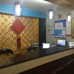 Отель Jinzhong Inn Китай, Сучжоу - отзывы, цены и фото номеров - забронировать отель Jinzhong Inn онлайн интерьер отеля