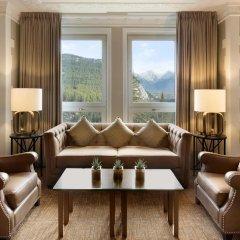 Отель Fairmont Banff Springs комната для гостей