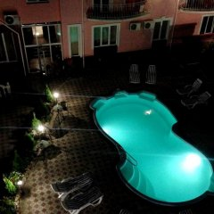 Гостиница Вилла Классик балкон