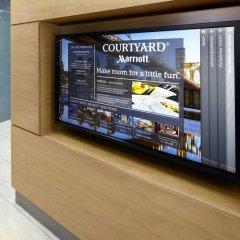 Отель Courtyard New York Downtown Manhattan/World Trade Center удобства в номере