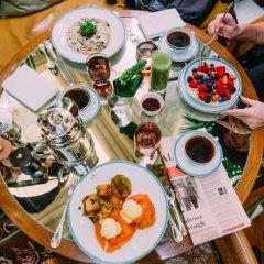 Отель The Plaza Hotel США, Нью-Йорк - отзывы, цены и фото номеров - забронировать отель The Plaza Hotel онлайн питание фото 2