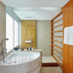 Отель Royal Beach View Suites Паттайя ванная фото 2