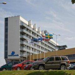 Отель Spa Tervise Paradiis парковка