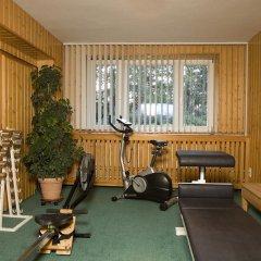 Отель Elbotel фитнесс-зал фото 3