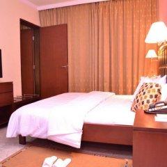 Отель Transcorp Hotels удобства в номере