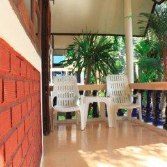 Отель Baan Rom Mai Resort Самуи балкон