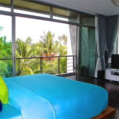 Отель Eva Villa Rawai 3 bedrooms Private Pool балкон