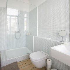 Отель B&B Home & the City Бельгия, Брюссель - отзывы, цены и фото номеров - забронировать отель B&B Home & the City онлайн ванная