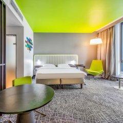 Отель Парк Инн от Рэдиссон Аэропорт Пулково Санкт-Петербург комната для гостей фото 5