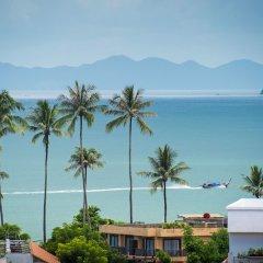 Отель AVA Sea Resort пляж
