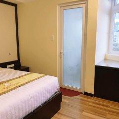 Hoang Minh Chau Ba Trieu Hotel Далат комната для гостей фото 4
