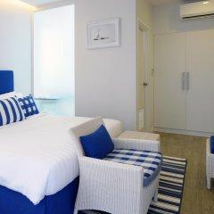 Отель Phuket Boat Quay комната для гостей