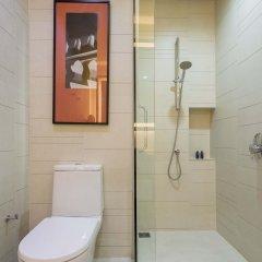 Отель Eastin Grand Hotel Sathorn Таиланд, Бангкок - 10 отзывов об отеле, цены и фото номеров - забронировать отель Eastin Grand Hotel Sathorn онлайн ванная фото 2