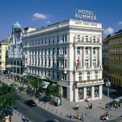 Hotel Kummer балкон