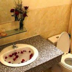 Отель Hanh Ngoc Bungalow ванная