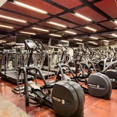 Отель Hilton Reforma Мехико фитнесс-зал фото 4