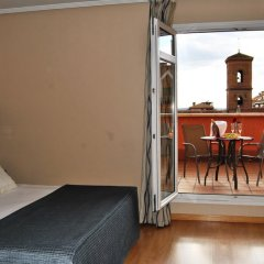 Hotel Ganivet балкон