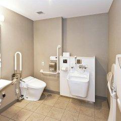 Отель Sotetsu Fresa Inn Nihombashi-Ningyocho ванная
