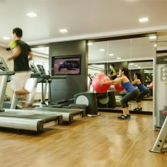 Carlton Downtown Hotel фитнесс-зал фото 3