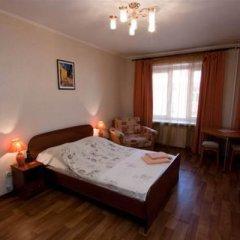 Гостиница Comfort Deluxe комната для гостей фото 4