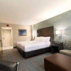 Отель Holiday Inn Columbus Downtown Capitol Square США, Колумбус - отзывы, цены и фото номеров - забронировать отель Holiday Inn Columbus Downtown Capitol Square онлайн комната для гостей фото 3