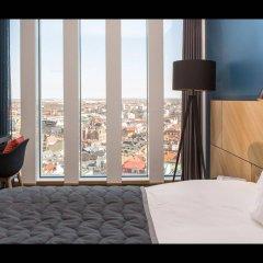Отель Clarion Hotel & Congress Malmö Live Швеция, Мальме - отзывы, цены и фото номеров - забронировать отель Clarion Hotel & Congress Malmö Live онлайн комната для гостей фото 5