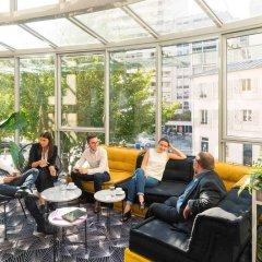 Отель Novotel Montparnasse Париж интерьер отеля фото 3