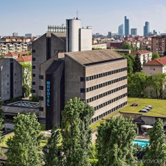 Отель Novotel Milano Nord Ca Granda развлечения