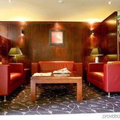 Отель Holiday Inn Express Edinburgh City Centre Эдинбург интерьер отеля фото 2