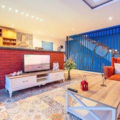 Villa Tena Турция, Калкан - отзывы, цены и фото номеров - забронировать отель Villa Tena онлайн комната для гостей фото 5