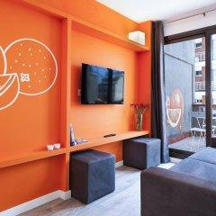 Отель Habitat Apartments ADN Испания, Барселона - отзывы, цены и фото номеров - забронировать отель Habitat Apartments ADN онлайн удобства в номере
